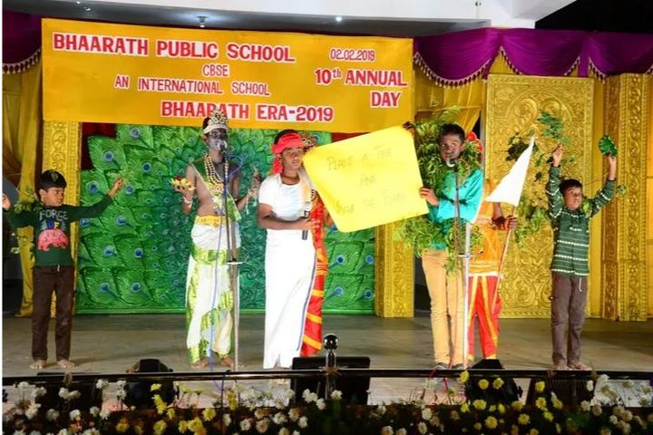 Bhaarath Public Cbse School-Drama