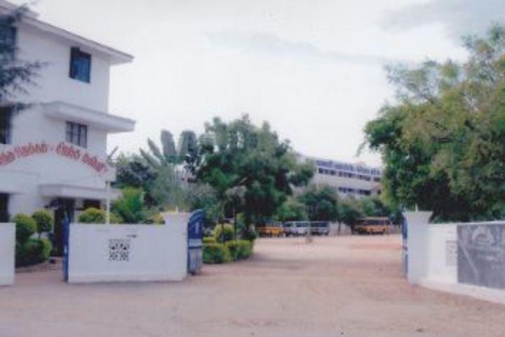 Bharani Vidhyalaya-School View