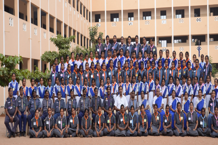 Bharani Vidhyalaya-Scoutt And Guides
