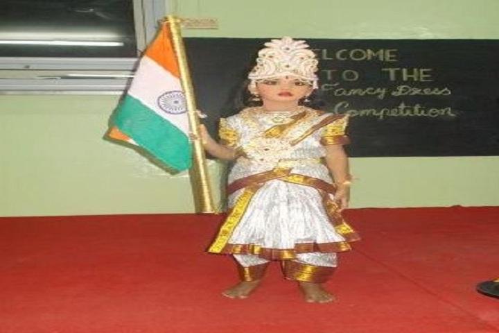 Bharath Senior Secondary School-Fancy Dress