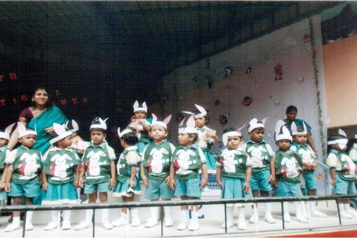 Bharath Senior Secondary School-Recreational Games
