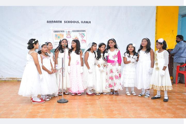 Bharath Vidya Mandir-Christmas Celebrations