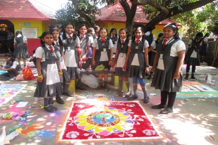 Bharath Vidya Mandir-Pongal Celebrations