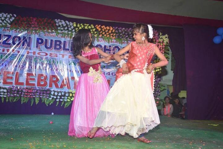 New Horizon Public School-Dance