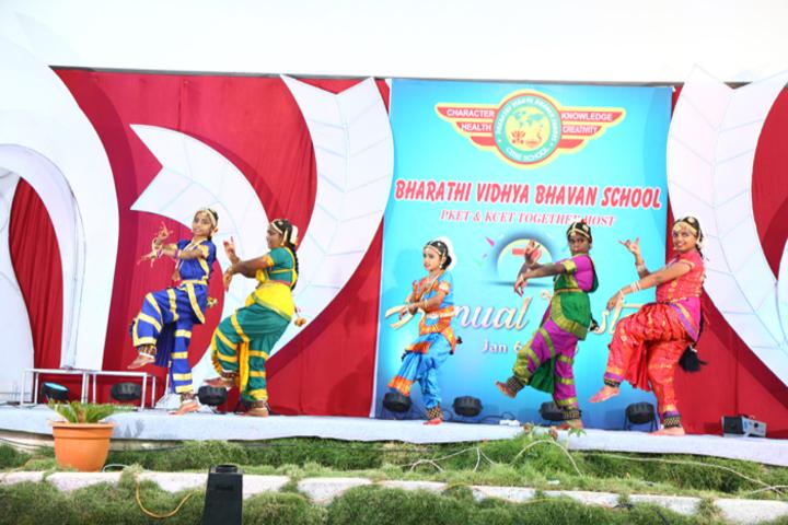 Bharathi Vidhya Bhavan School-Annual Day