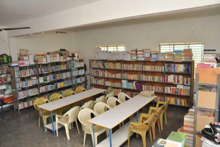 Bharathi Vidhya Bhavan School-Library