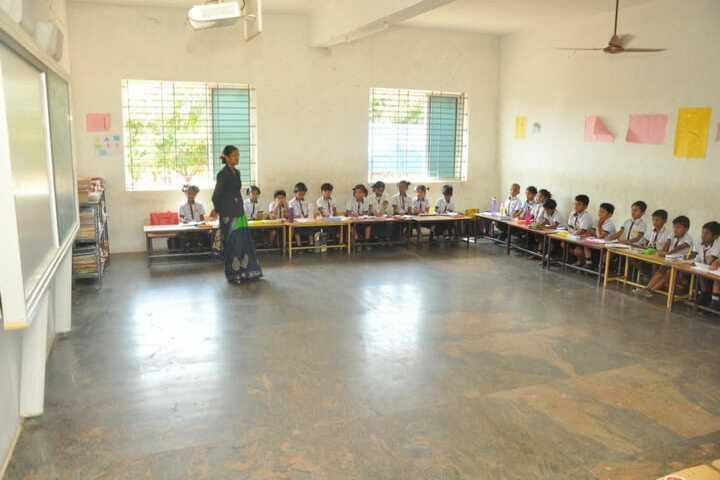 Bharathi Vidhya Bhavan School-Quiz Competition