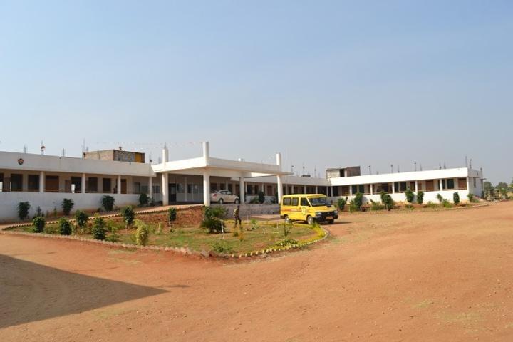 Bharathi Vidhya Bhavan School-School View