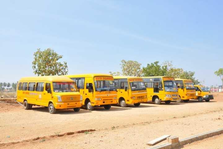 Bharathi Vidhya Bhavan School-Transport