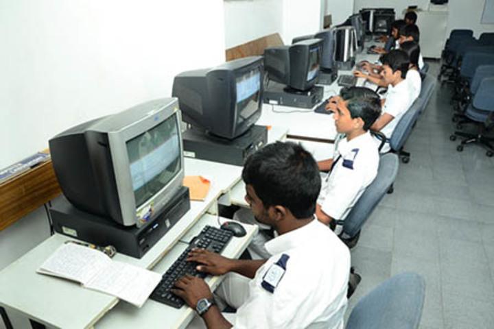 Bharati Vidyalaya Senior Secondary School-Computer Lab