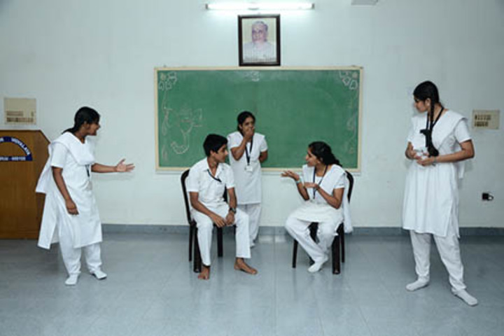 Bharati Vidyalaya Senior Secondary School-Drama