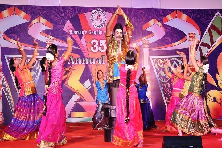 BhavanS Gandhi Vidyashram-Annual Day