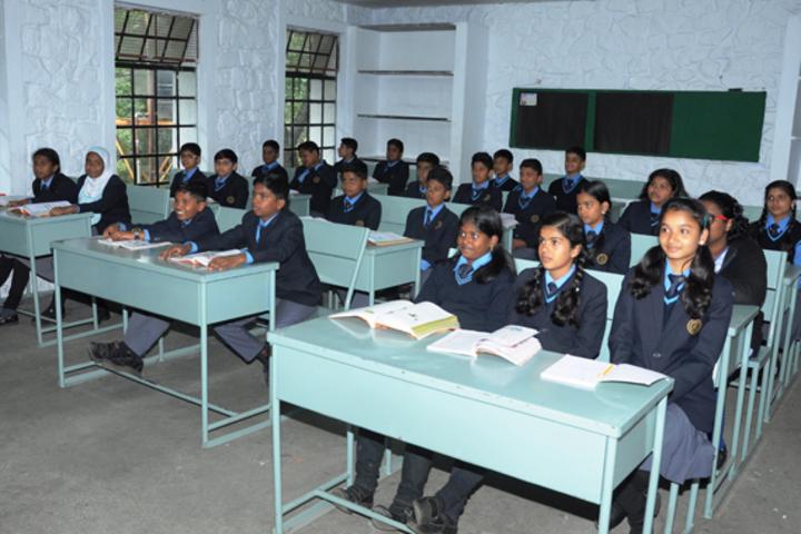 BhavanS Gandhi Vidyashram-Classroom