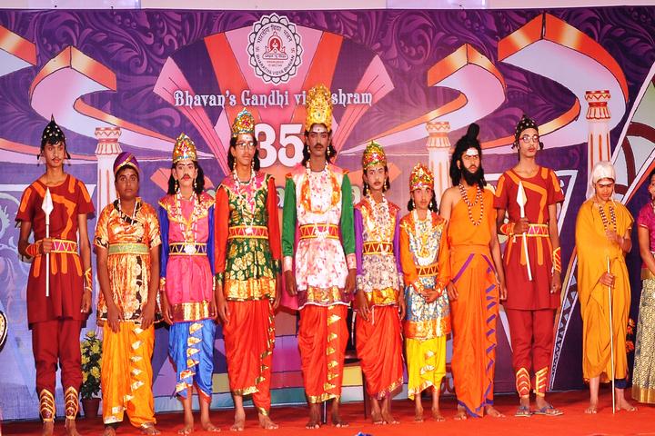 BhavanS Gandhi Vidyashram-Cultural Fest