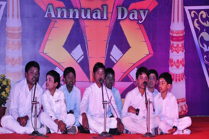 BhavanS Gandhi Vidyashram-Music Activity