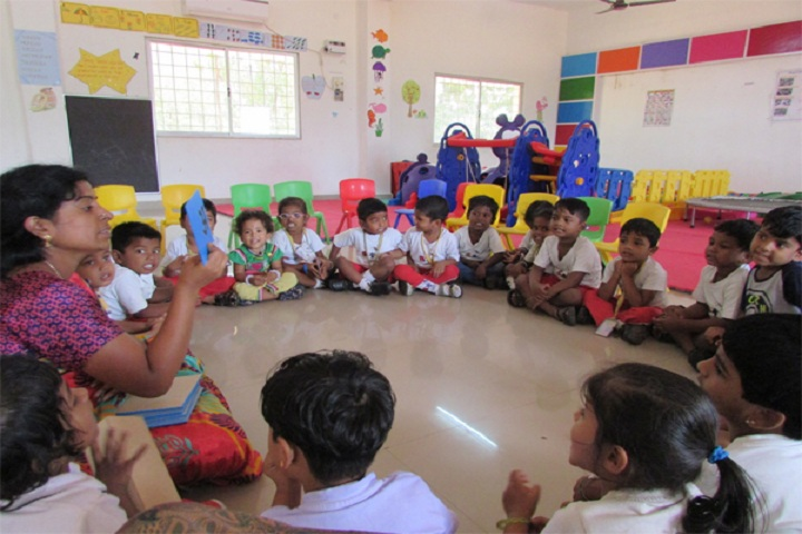 Billabong High International School-Playing Time