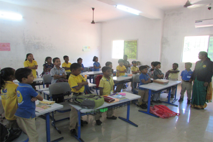 Billabong High International School-Classroom