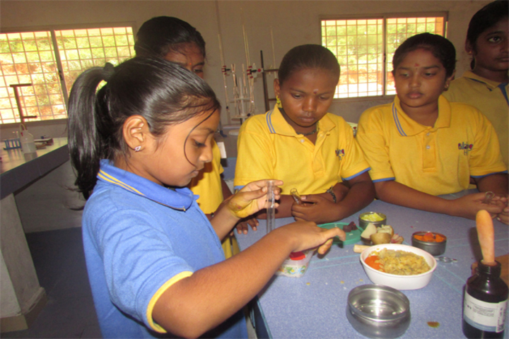 Billabong High International School-Food Making