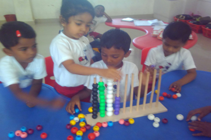 Billabong High International School-Play Time