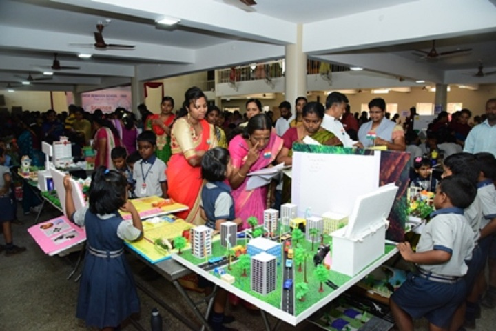 Bishop Remigius School-Science Exhibition