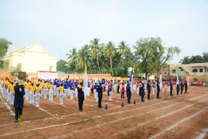 Bishop Remigius School-Sports Day