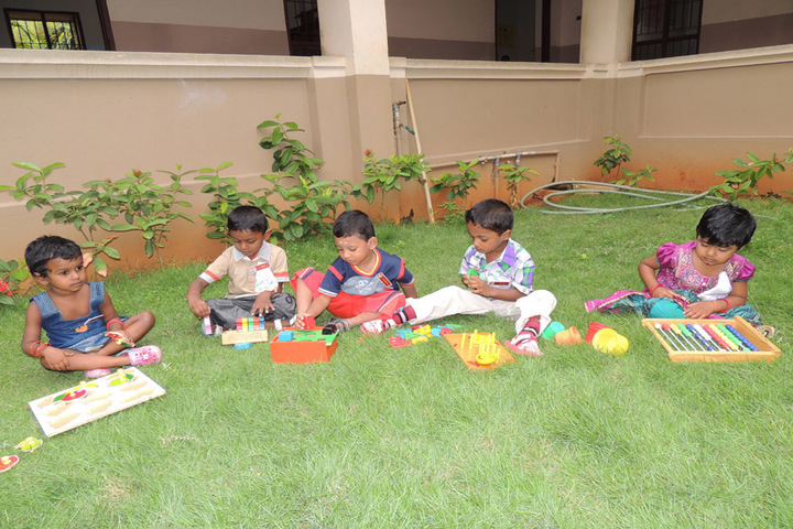 Blossom Public School-Playing Time