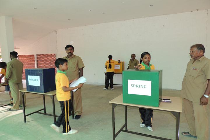 Blossom Public School-School Election