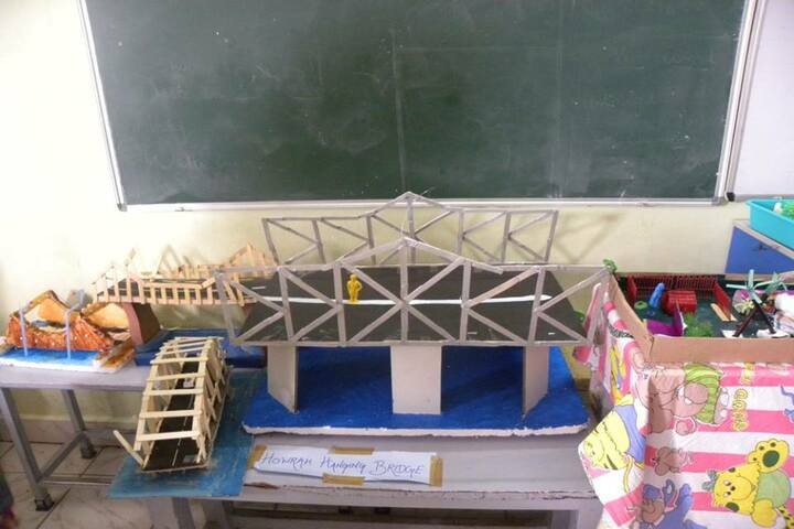 Boaz Public School-Art And Craft