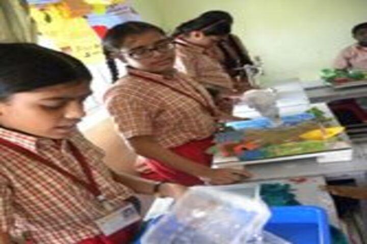 Boaz Public School-Science Exhibition