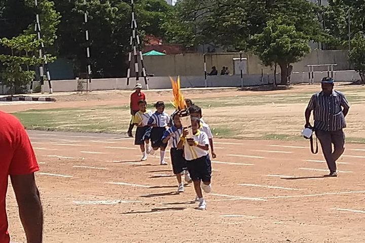 Boaz Public School-Sports Meet