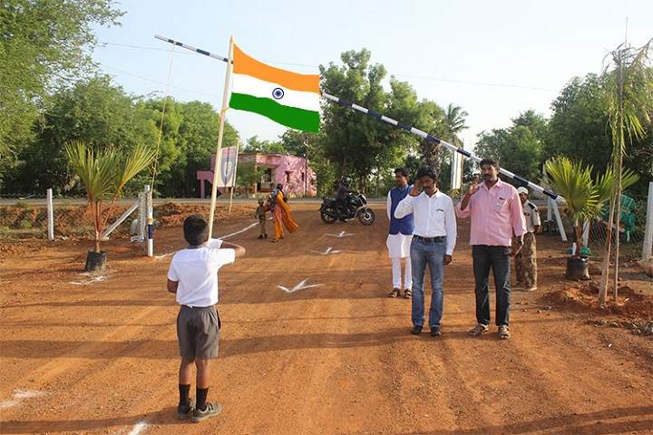 Bodhi international school-Independence day celebrations
