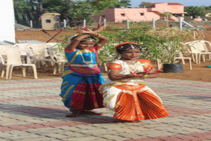 Bodhi International School-Cultural Dance