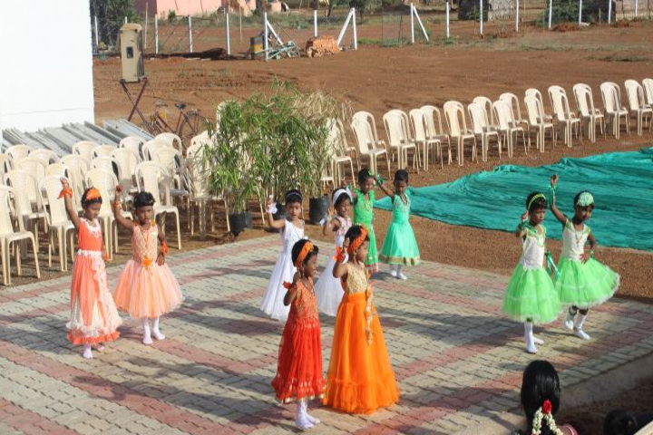 Bodhi International School-Junior Dance