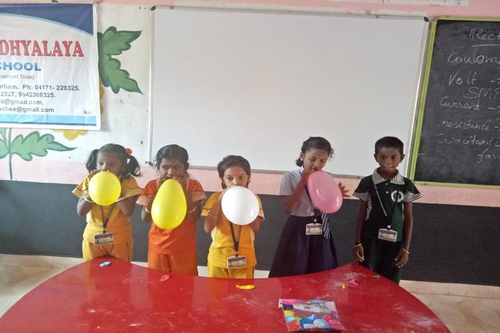 Brammaas Vidhyalaya School-Activity