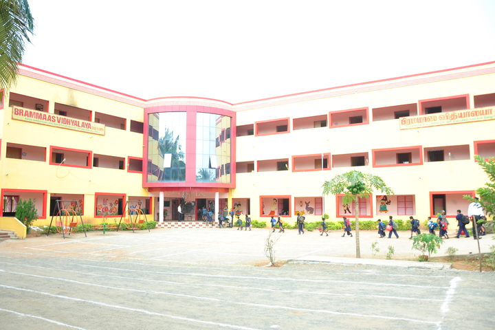 Brammaas Vidhyalaya School-School Building