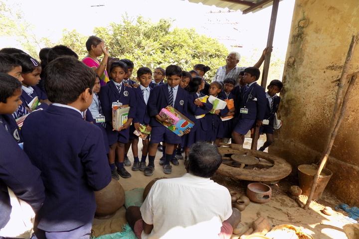 Brammaas Vidhyalaya School-School Excursion