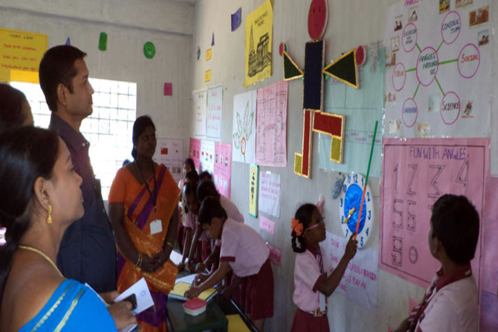 Brammaas Vidhyalaya School-Science Exhibition