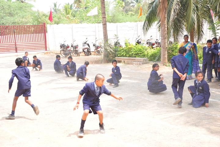 Brammaas Vidhyalaya School-Sports
