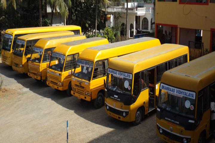 Brammaas Vidhyalaya School-Transport