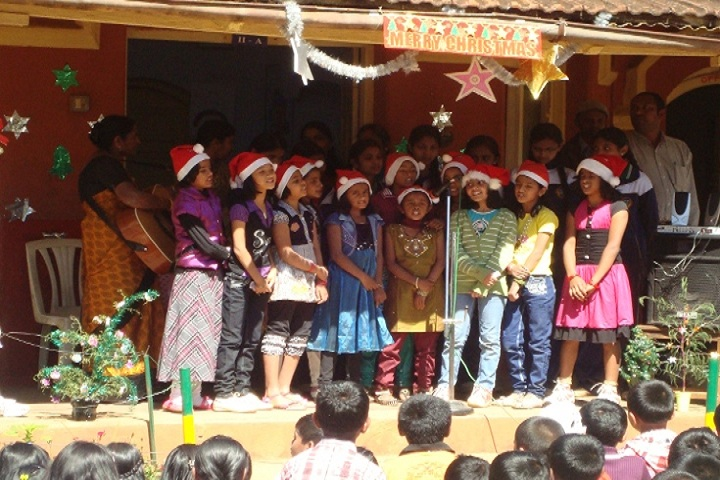 Breeks All India Secondary School-Christmas Celebrations