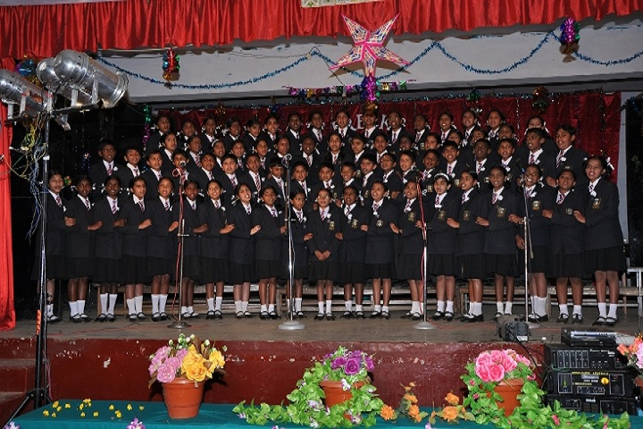 Breeks All India Secondary School-Muisc Activity
