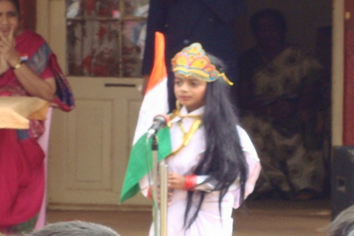 Breeks All India Secondary School-Independence Day