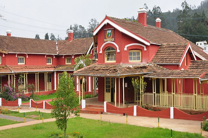 Breeks All India Secondary School-School Building