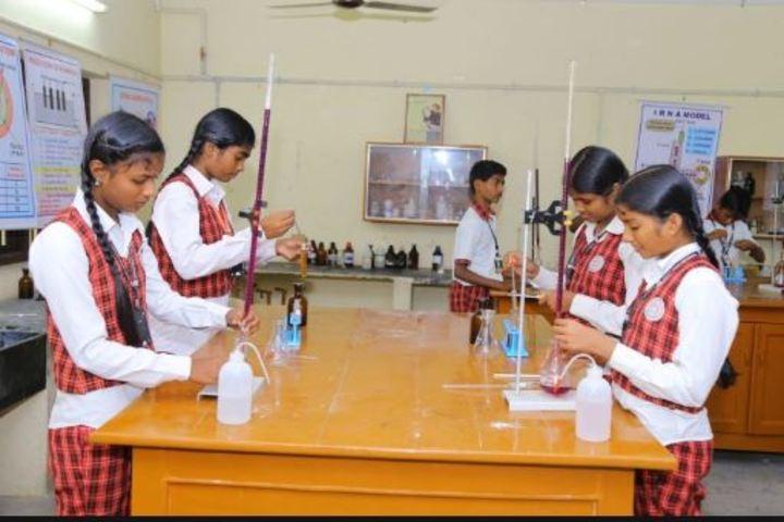 Bright Minds Vidyodaya-Chemistry Lab