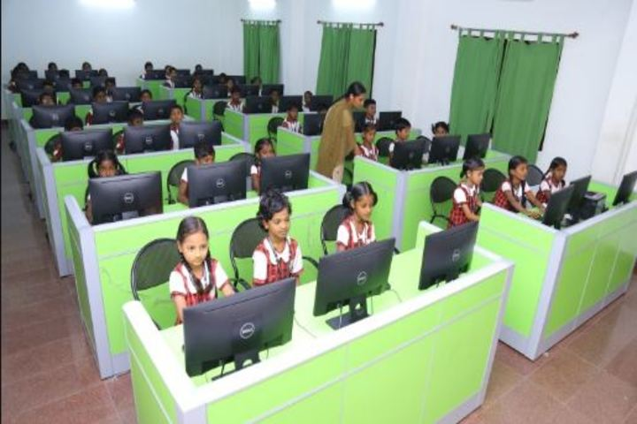Bright Minds Vidyodaya-Computer Lab
