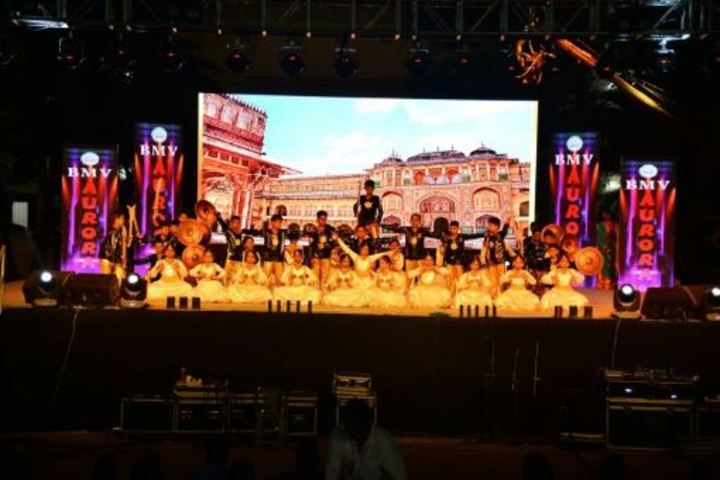Bright Minds Vidyodaya-Dancing Activity
