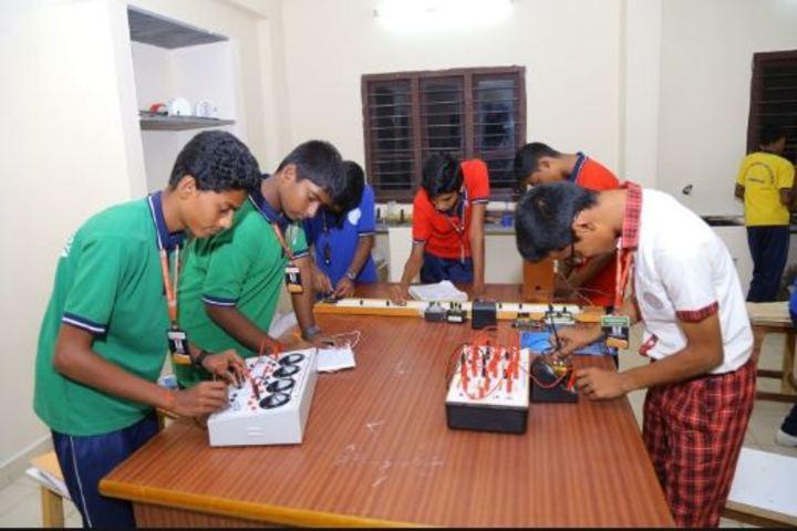 Bright Minds Vidyodaya-Physics Lab