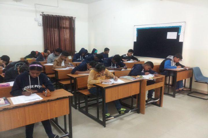 Brilliant School-Classroom