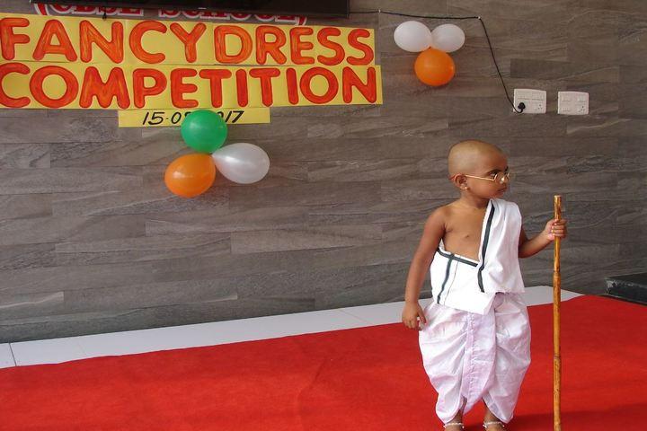 Brilliant Vidya Bhavan-Fancy Dress