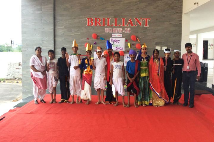 Brilliant Vidya Bhavan-Festival Celebrations